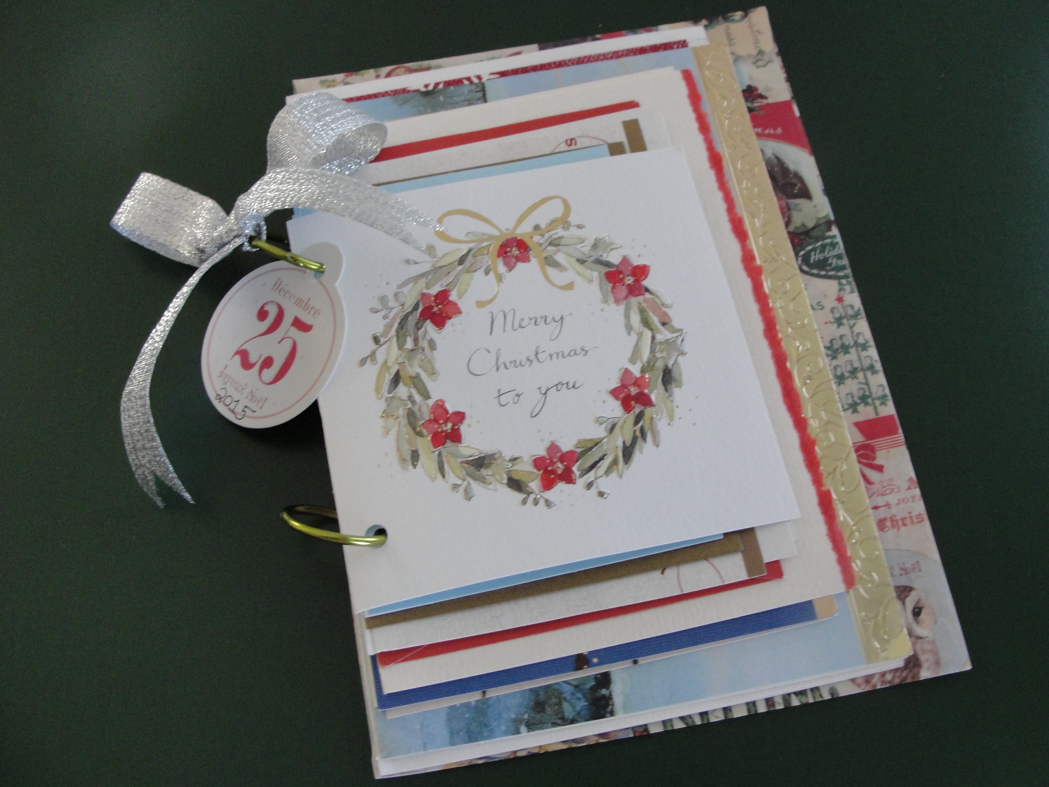 What to do with Those Christmas Cards – A Quick and Easy Christmas ...