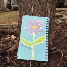 J is for January and Journaling