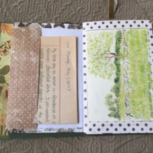 Buttercups and Cannon: Day 11-Creating a Special Journal
